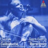 Jacqueline Du Pre (Жаклин Дю Пре): Dvorák: Cello Concerto, Op. 104 / Saint-Saens: Cello Concerto No. 1, Op. 33