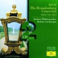 Herbert von Karajan (Герберт фон Караян): Bach: Brandenburg Concertos