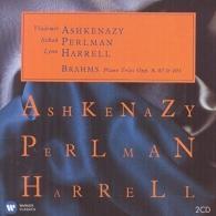 Itzhak Perlman (Ицхак Перлман): Piano Trios Nos. 1-3 - Perlman, Ashkenazy, Harrell