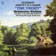 Sviatoslav Richter (Святослав Рихтер): Schubert: Piano Quintet The Trout