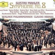 Claudio Abbado (Клаудио Аббадо): Mahler: Symphony No.8