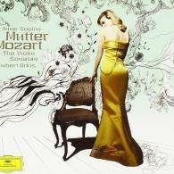 Anne-Sophie Mutter (Анне-Софи Муттер): Mozart: Complete Violin Sonatas