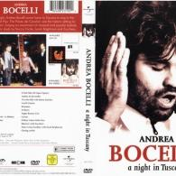 Andrea Bocelli (Андреа Бочелли): A Night In Tuscany