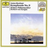 Herbert von Karajan (Герберт фон Караян): Bruckner: Symphony No.9