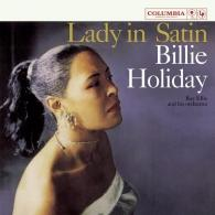 Billie Holiday (Билли Холидей): Lady In Satin