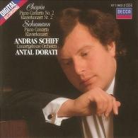 Andras Schiff (Андраш Шифф): Chopin: Piano Concerto No.2/ Schumann: Piano Concerto