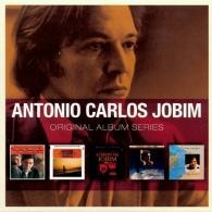 Antonio Carlos Jobim (Антонио Карлос Жобим): Original Album Series