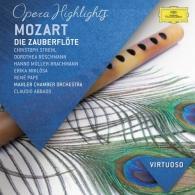 Claudio Abbado (Клаудио Аббадо): Mozart: Die Zauberflote