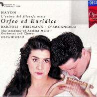 Christopher Hogwood (Кристофер Хогвуд): Haydn: Orfeo Ed Euridice