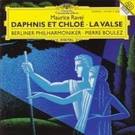 Pierre Boulez (Пьер Булез): Ravel: Daphnis et Chloe