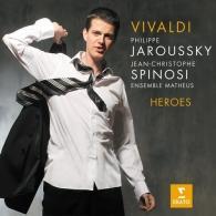 Philippe Jaroussky (Филипп Жарусски): Heroes: Opera Arias