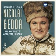 Nicolai Gedda (Николай Гедда): Nicolai Gedda: Meine Schonsten Operetten