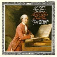 Christopher Hogwood (Кристофер Хогвуд): Mozart: Clarinet Concerto / Oboe Concerto