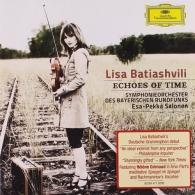 Lisa Batiashvili (Элизабет Батиашвили): Echoes Of Time