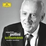Maurizio Pollini (Маурицио Поллини): Schumann Complete Recordings