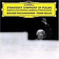 Pierre Boulez (Пьер Булез): Stravinsky: Symphony of Psalms