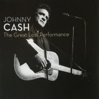 Johnny Cash (Джонни Кэш): The Great Lost Performance