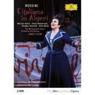 James Levine (Джеймс Ливайн): Rossini: L'Italiana in Algeri