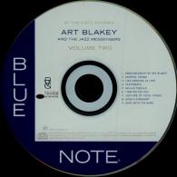 Art Blakey (Арт Блейки): At The Cafe Bohemia Vol.2