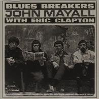 John Mayall (Джон Мейолл): Bluesbreakers With Eric Clapton / Turning Point