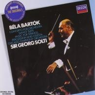 Sir Georg Solti (Георг Шолти): Bartok: Concerto For Orchestra