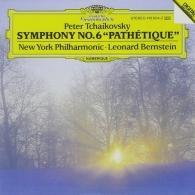 "Leonard Bernstein (Леонард Бернстайн): Tchaikovsky: Symphony No.6 ""Pathetique"""