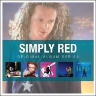 Simply Red (Симпли Ред): Original Album Series