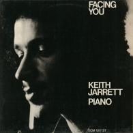 Keith Jarrett (Кит Джарретт): Facing You