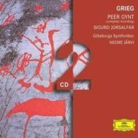 Neeme Järvi (Неэме Ярви): Grieg: Peer Gynt; Sigurd Jorsalfar