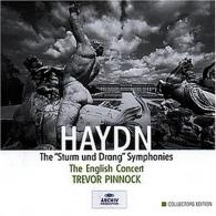"Trevor Pinnock (Тревор Пиннок): Haydn: The ""Sturm & Drang"" Symphonies"
