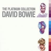 David Bowie (Дэвид Боуи): The Platinum Collection