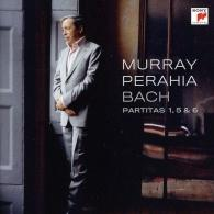 Murray Perahia (Мюррей Перайя): Partitas Nos. 1, 5 & 6