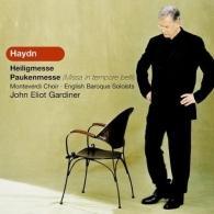 John Eliot Gardiner (Джон Элиот Гардинер): Haydn: Heiligmesse; Paukenmesse (Missa in tempore