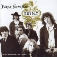 Fairport Convention (Фаирпонт Конвеншен): Heyday -The BBC Sessions 1968 -1969 / Extended