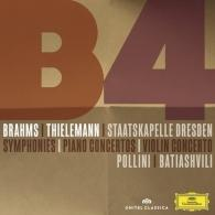Christian Thielemann (Кристиан Тилеманн): Brahms: Symphonies, Piano Concertos