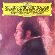 Carlos Kleiber (Карлос Клайбер): Schubert: Symphony No.8 & Symphony No.3