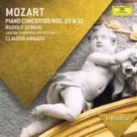 Claudio Abbado (Клаудио Аббадо): Mozart: Piano Concertos 20 & 21