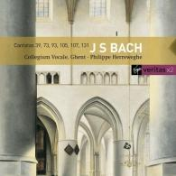 Philippe Herreweghe (Филипп Херревеге): Cantatas Bwv 39, 73, 93, 105, 107 & 131
