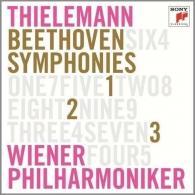 Christian Thielemann (Кристиан Тилеманн): Symphonies Nos. 1, 2 & 3