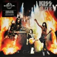 Kiss (Кисс): Alive – The Millennium Concert
