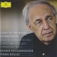 Pierre Boulez (Пьер Булез): Szymanowski: Symphony No.3