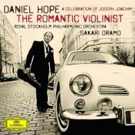 Daniel Hope (Дэниэл Хоуп): The Romantic Violinist
