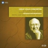 Мстислав Ростропович: Great Cello Concertos