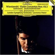 Gil Shaham (Гил Шахам): Wieniawski: Violin Concertos Nos.1 & 2
