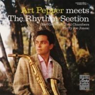 Art Pepper (Чет Бейкер): Art Pepper Meets The Rhythm Section