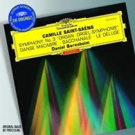 Daniel Barenboim (Даниэль Баренбойм): Saint-Saens: Symphony No.3; Bacchanale; Danse Macabre