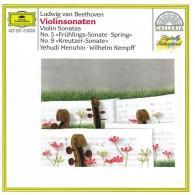 "Yehudi Menuhin (Иегуди Менухин): Beethoven: Violin Sonatas Nos.5 ""Spring"" & 9 ""Kreu"
