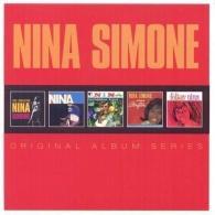 Nina Simone (Нина Симон): Original Album Series