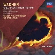 "Sir Georg Solti (Георг Шолти): Wagner: Great Scenes From ""The Ring"""