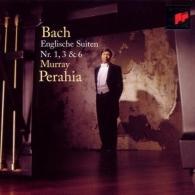 Murray Perahia (Мюррей Перайя): English Suites Nos. 1, 3 & 6